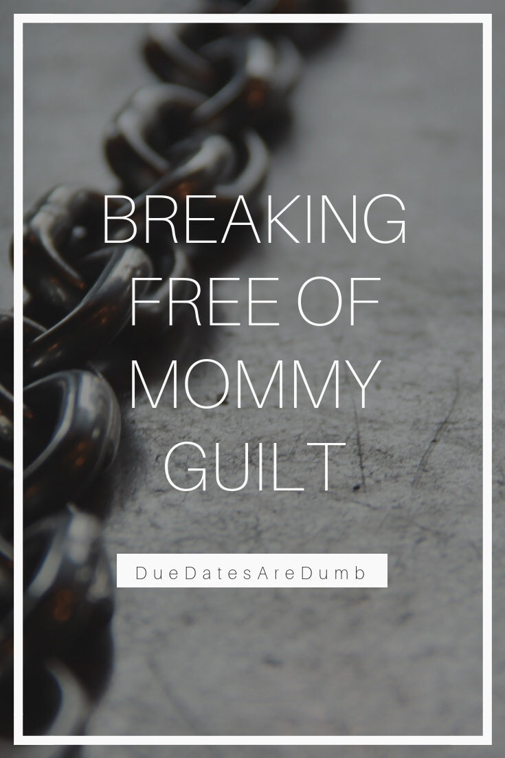 In an age of social media, I believe moms feel more pressure, more guilt, and more shaming than ever before. I've put a lot of guilt and pressures on myself since becoming a mother, and it needs to stop.