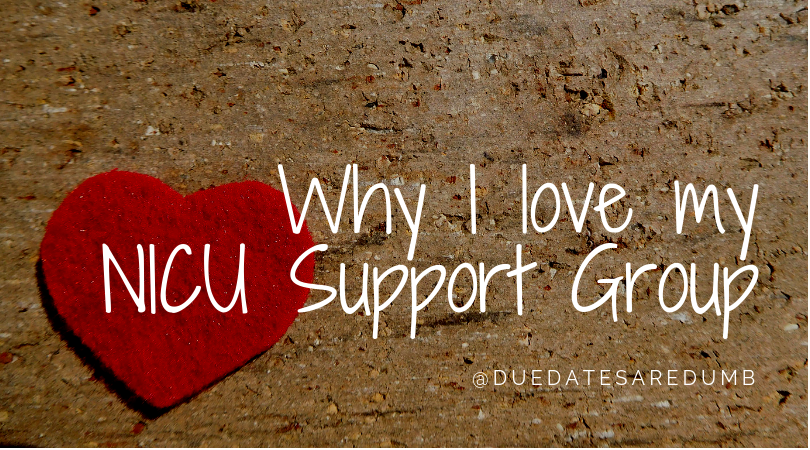 Why I Love My NICU SupportGroup