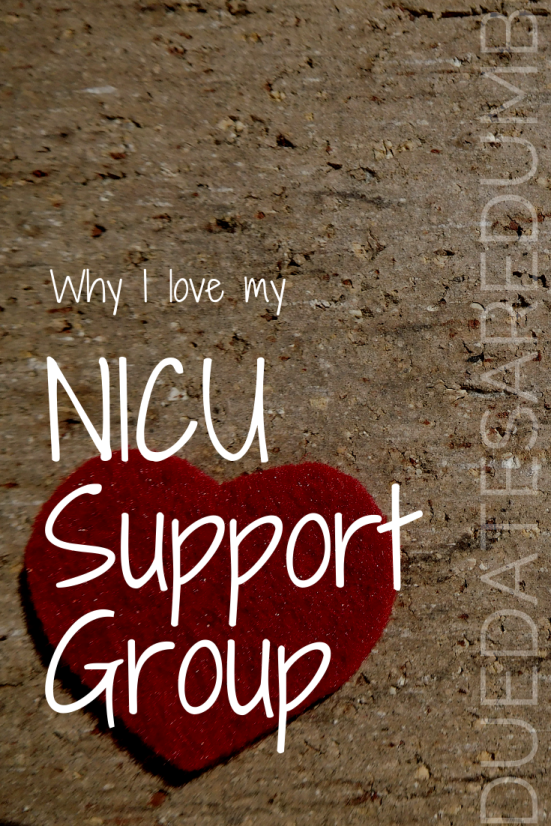 Meeting the members of my hospital's NICU support group was one of the best things to come out of our NICU stay. Here is why I love my group, and why I highly recommend you join one, too.